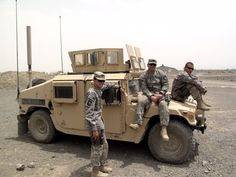 Double Armored #Humvee #HMMWV #USArmy ★ United States Armed Forces