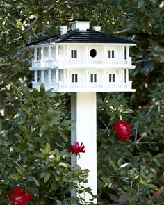 Two story birdhouse...
