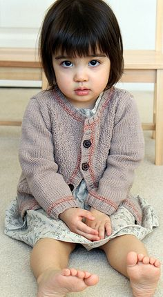Ravelry: MacDougal Cardigan pattern by Connie Chang Chinchio