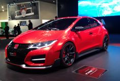 The Honda Civic Type R concept is a good first-look at the performance model that is due to arrive in the U.S. - See more at: http://www.ahametals.com/coolest-concept-cars/