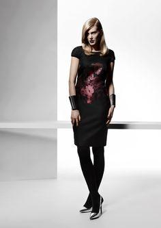 Ril's Finland, winter 2012 Finland, High Neck Dress, Winter, Dresses, Fashion, Turtleneck Dress, Gowns, Moda, Fashion Styles