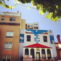 As seen in saweekend magazine, April Photo by Katie Spain Adelaide South Australia, Chill, Street Art, Spain, Art Deco, Magazine, Explore, Architecture, Arquitetura