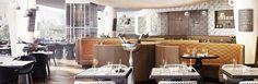 Kameha Grand Zürich, #Zurich #Switzerland - Restaurant L'UNICO #luxurytravel @kamehahr Kameha, Convention Centre, Switzerland, Restaurant, Warm, Interior Design, Architecture, Nest Design, Arquitetura