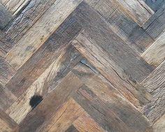 Reclaimed Original Herringbone - olddutchbyvanspeijck # Reclaimed # Design # Flooring # Interior