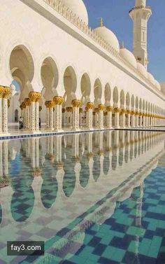 صورة مسجد الشيخ زايد الكبير ١٣ #أبوظبي