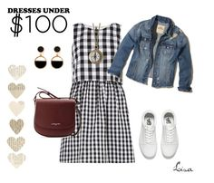 """""""Cute Steals"""" by coolmommy44 ❤ liked on Polyvore featuring Hollister Co., Vans, Lancaster, Warehouse, under100, polyvoreeditorial and polyvorecontest"""
