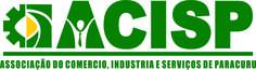 produção da logo ACISP. considerações Marcio Viana