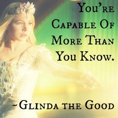 Click for 10 inspiring quotes from Oz The Great and Powerful.