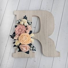 Say 'Aye!' if you'd like to see this font added to our letter choices! It's quite a bit wider than our other choices. Which gives lots of room for flowers