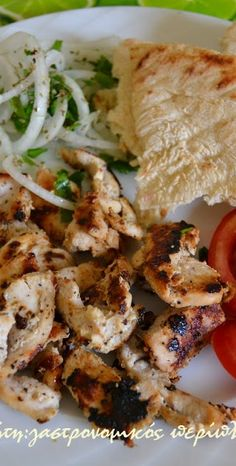«Γύρος» κοτόπουλου στο… τηγάνι! (video) - cretangastronomy.gr Tacos, Food And Drink, Meat, Chicken, Ethnic Recipes, Drinks, Drinking, Drink, Cubs