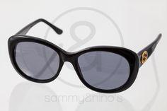Image of Gucci GG 2171 black :: Vintage Sunglasses