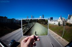 Very cool. The Walking Dead Atlanta Location by Longoria Photography