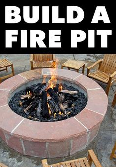 Learning how to build a fire pit is an easy do-it-yourself project anyone can tackle.