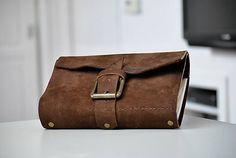 Lisbet / kožený zápisník Travel bag URSUS