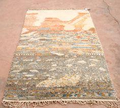 Berber teppich modern  Rote Decke Überwurf Marokkanischer Kelim Teppich Rot Wandteppich ...