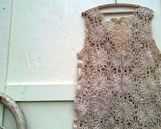 antique lace dress vintage lace dress romantic by kateblossom, $175.00
