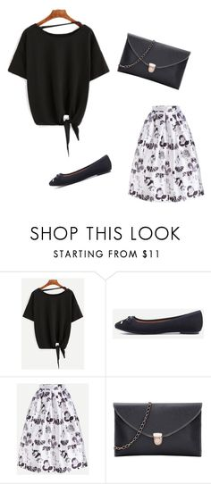 """ROMWE-2/9"" by thefashion007 ❤ liked on Polyvore"