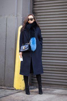 ストリートスナップニューヨーク - Rumi Neelyさん | Fashionsnap.com