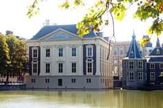Mauritshuis in Den Haag and