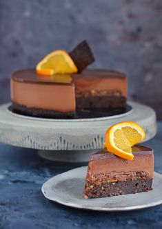 Mousse Cake, Chocolate Cheesecake, Naan, Cake Designs, Breakfast Recipes, Good Food, Snacks, Sweet, Foods