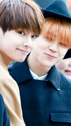 Jimin is that one member you can ship with literally anyone and it'll be the cutest ship ever. (in a platonic way)