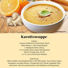 #karottensuppe #hotsoup