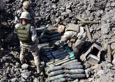 The Pentagon kept silent as munitions left over from Saddam Hussein's war with Iran found new targets from 2004 to 2011: American and Iraqi troops.