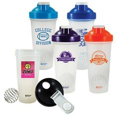 • BlenderBottle® Classic™ features the patented BlenderBall® wire whisk, pour through lid and flip snap cap. More info at www.cool-ideas-marketing.com