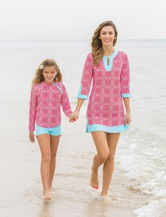 54ca61de12 Fiery Shores Cover Up Mommy And Me