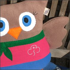 Girl Guide owl I want one