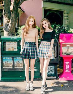#korean, #twin, #look
