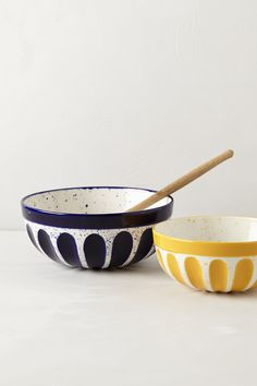 Dulce Mixing Bowls / Anthropologie