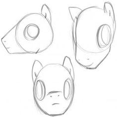 how to draw my little pony, friendship is magic style step 2