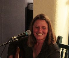 Melissa Crabtree plays the Taos Inn. Photo by Jim Cox