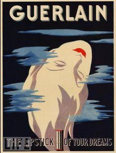 1930s Guerlain Advertisement