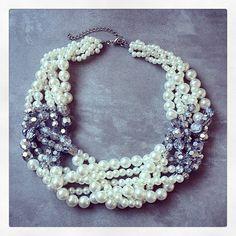 Wow! Big pearls