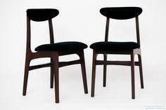 Krzesło projektu Rajmunda Hałasa, TYP 200-190 B, również lata 1960-70. Źródło: http://www.pakamera.pl