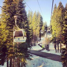 Gondola #northstarattahoe #northstar #gondola #laketahoe