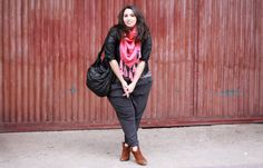 SAKS IN THE CITY - Plus Size Street Style ~ Thread Ethic | Modest Fashion Blog