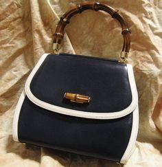 Gucci / Vintage Leather Handbag by Eternel