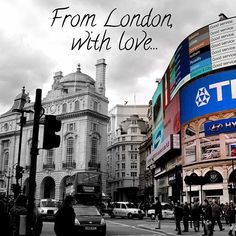 From London, with love