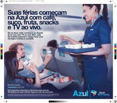 Job Azul breakfast