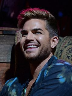 Adam Lambert Receives Key To The City Of Fort Lauderdale