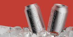 Designer Creates Eco-Friendly Minimalistic Coca Cola Can