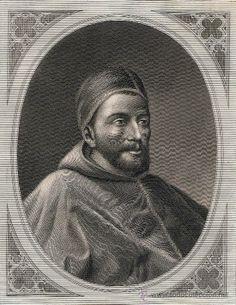 GRABADO ENGRAVING GRAVURE - Papa / Pope Clemente VII