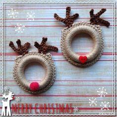 De kerst komt in zicht. Zelf begin ik altijd vrij laat aan het maken van kerstdingetjes. Maar geen nood: deze leuke Rudolph heb je binnen ee...