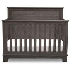 Simmons Kids Slumbertime Monterey 4 In 1 Convertible Crib Target