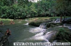 For the enjoyment and the recreation, Las Terrazas. Pinar del Rio