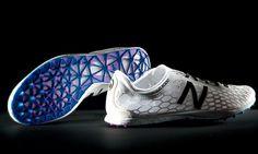 Компания New Balance начал продажу напечатанных на 3D-принтере кроссовок для бега.