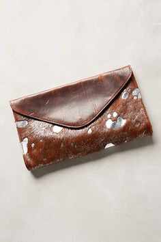 Abigail Clutch - anthropologie.com